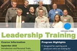 2018-19 Leadership Training