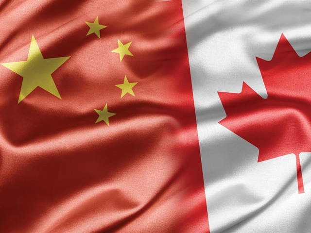 Canadian pork industry to resume exports to China