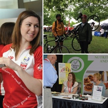 Ontario Pork and Heart and Stroke's Ride for Heart