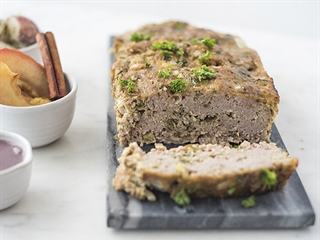 Herbs and Spices Meatloaf