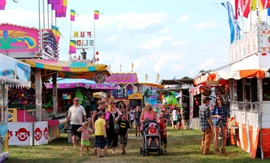 Fairs and Farmers: A Perfect Pairing
