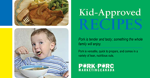 Kid Approved Recipes