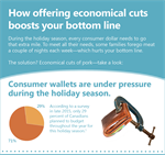 How offering economical cuts can boost your bottom line