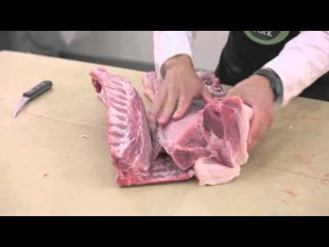 Pork Loin - Ontario Pork Butchery Demo