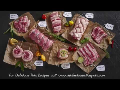 Ontario Pork Home Slicing - Pork Belly