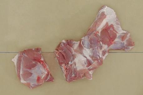 Pork Shoulder Butchery