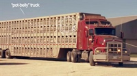 Effects of improved design trailers on the welfare of pigs transported under Canadian transport and climate conditions