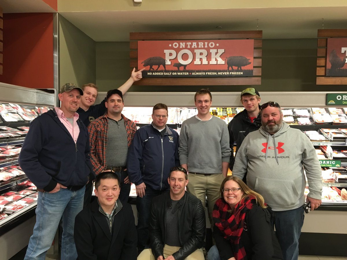 Ontario Pork's Leadership Training Program Tour