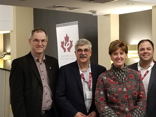 Government of Canada helps strengthen the Canadian Pork Industry