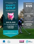 Ontario Friends of the Food Bank Charity Golf Tournament (August 25)