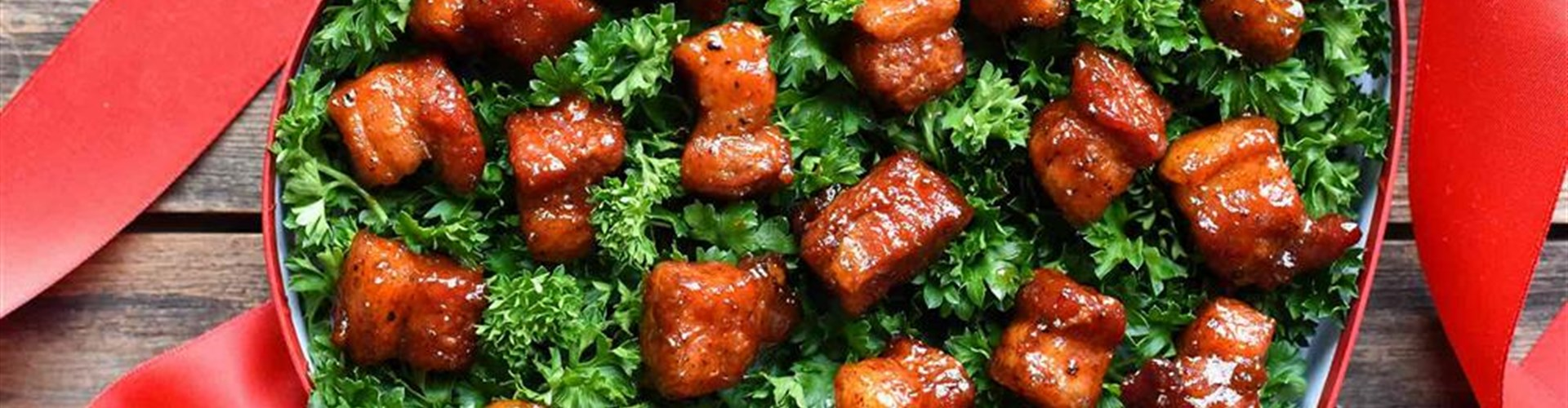 Sweet Heat Pork Belly Burnt Ends