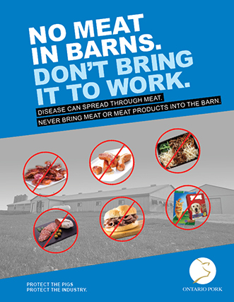 No Meat in Barns - English